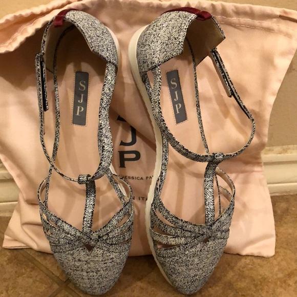 SJP by Sarah Jessica Parker Shoes - Sarah Jessica Parker meteor flat